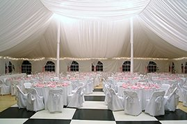 Swag Ceiling Liner for Tent Roof