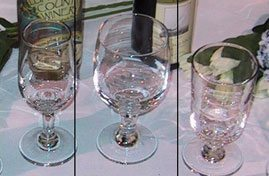 Water Goblet, 11 1/2 oz.