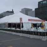 80' x 160' Conventional Tent