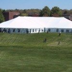 80' x 180' Conventional Tent with 80'