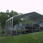 Grand Stand Covering, Golf Tournament