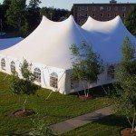 60x70 Century & 20x40 Food Preparation Tent