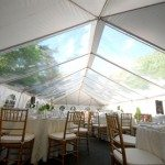 Under The Stars Wedding Tent