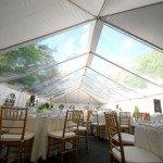 Under The Stars Wedding Tent