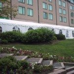 10 Wide Walkway Tent