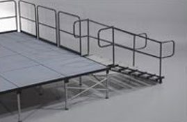 4' x 4' Stage Deck