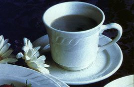 Coffee/Tea Cup - White